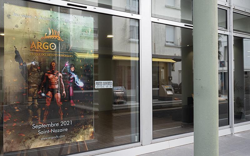 Saint-Nazaire : une école de jeux vidéo et animation ouvre en septembre