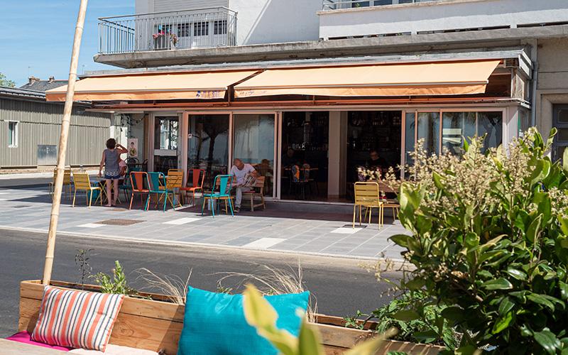 Saint-Nazaire : des terrasses moins chères pour les bars et restaurants