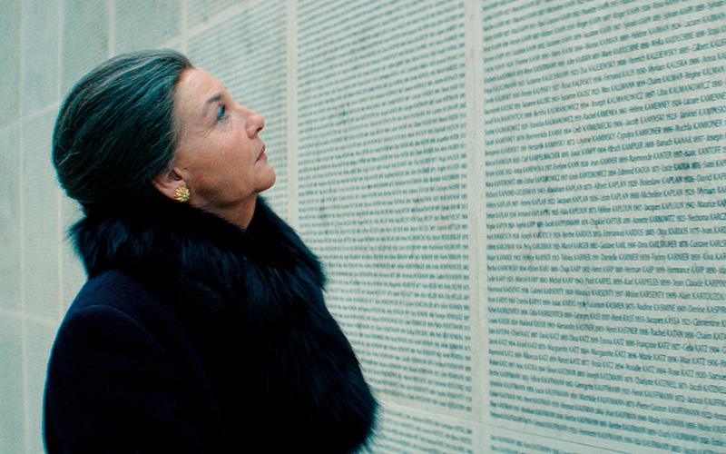 Cinéma : la vie de Simone Veil portée à l'écran