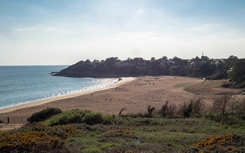 Saint-Nazaire et sa région : 13 plages labellisées Pavillon Bleu