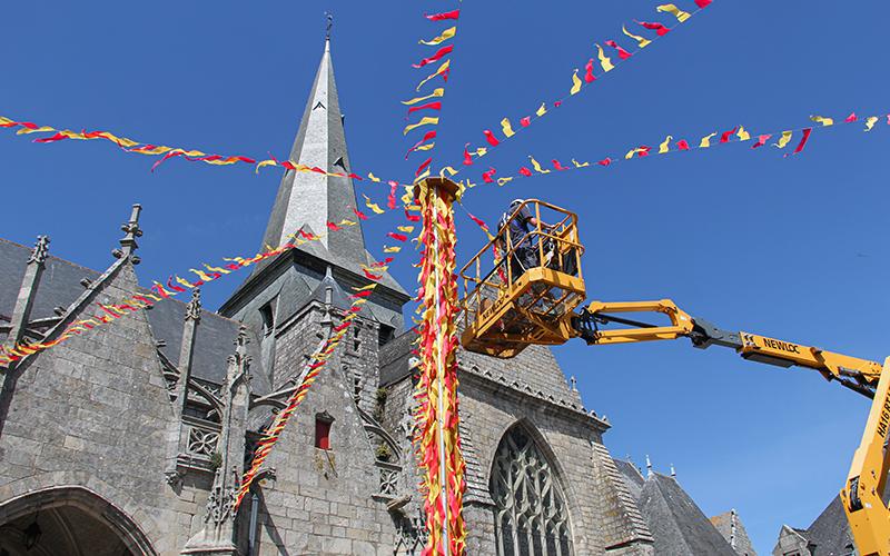 Printemps Médiéval de Guérande : les festivités lancées vendredi 4 juin