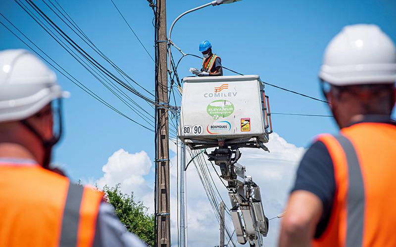 Pornichet : la facture d'électricité de la ville sera moins salée