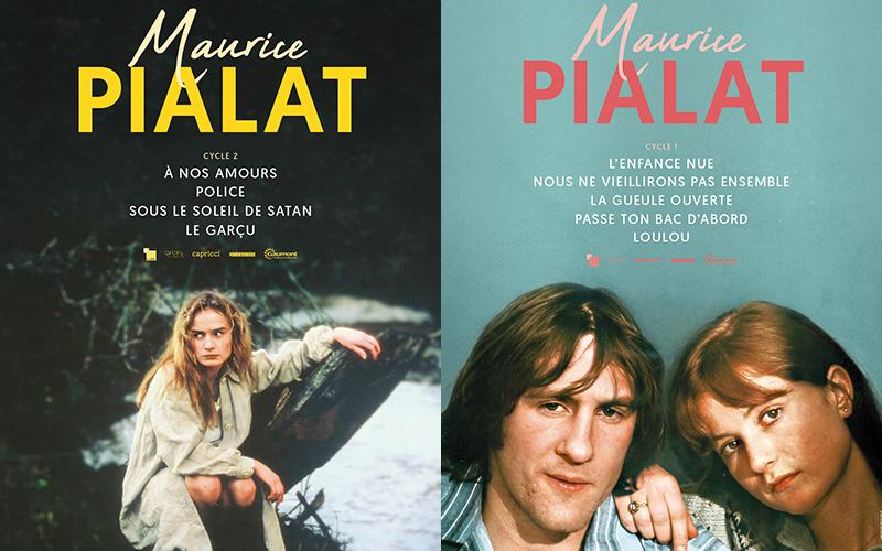 Cinéma : une rétrospective Maurice Pialat au cinéma Jacques Tati