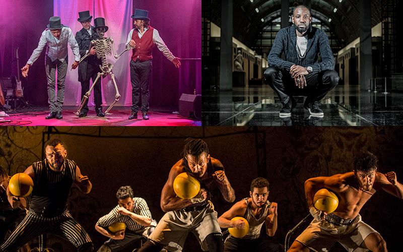 Saint-Nazaire : quels artistes pourrez-vous voir au Théâtre à la rentrée ?