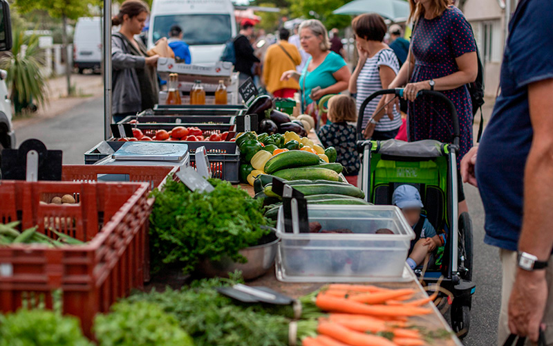 Pornichet : un nouvel élan pour le marché de Sainte-Marguerite