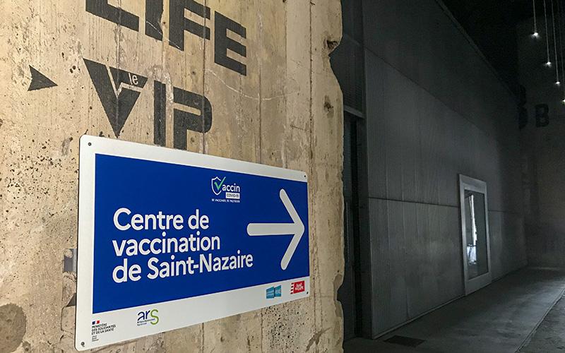 Saint-Nazaire : plus de 71 000 vaccinations déjà réalisées au LIFE