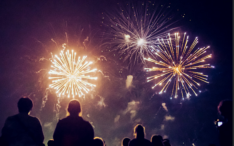 Saint-Joachim : un feu d'artifice et un bal pour le 14 juillet