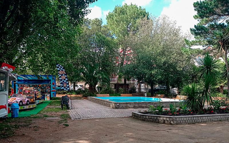 La Baule : le Bois des Aulnes, petit paradis rêvé des enfants