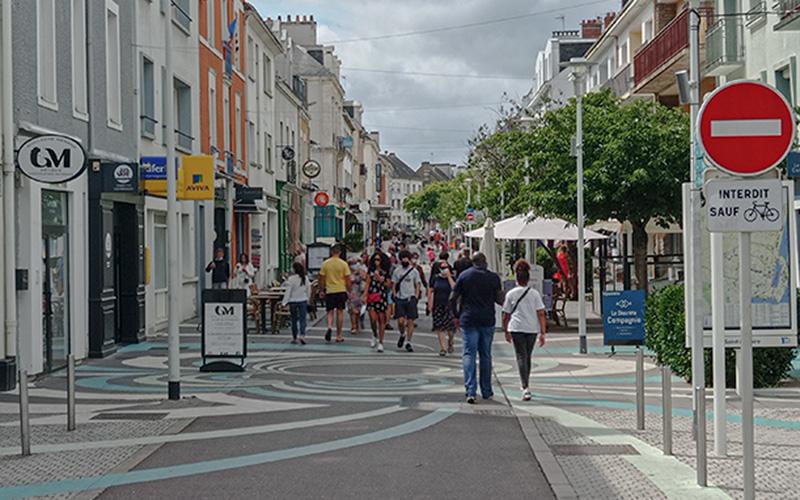 Saint-Nazaire : comment se portent les commerces du centre-ville ?