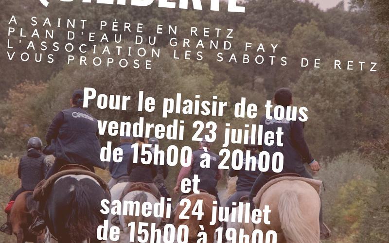 Saint-Brévin : 350 chevaux vont passer dans la ville