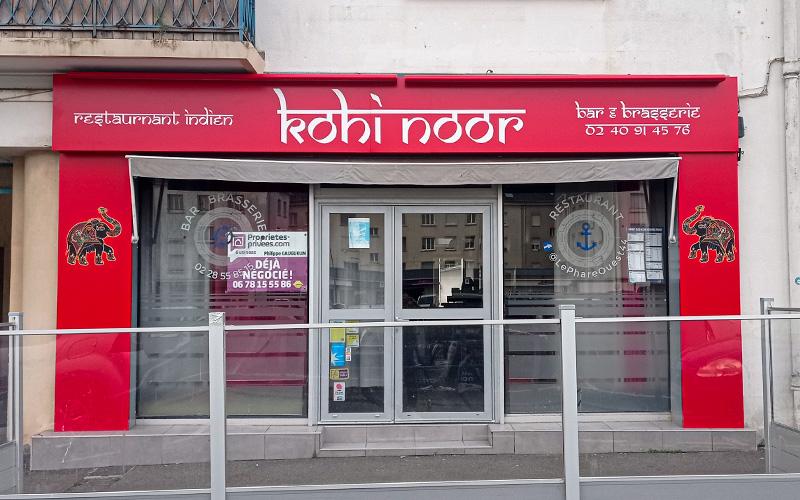 Saint-Nazaire : ouverture d'un restaurant indien dans le centre-ville