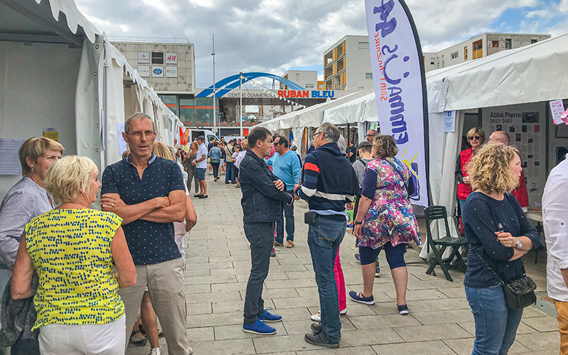 Saint-Nazaire : le Forum des associations revient en septembre