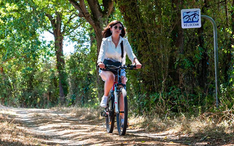 À Pornichet, il fait bon pédaler pour les cyclotouristes !