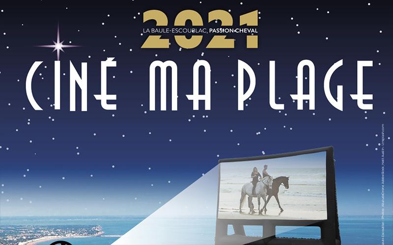 La Baule : du cinéma sur la plage ce soir face au Casino