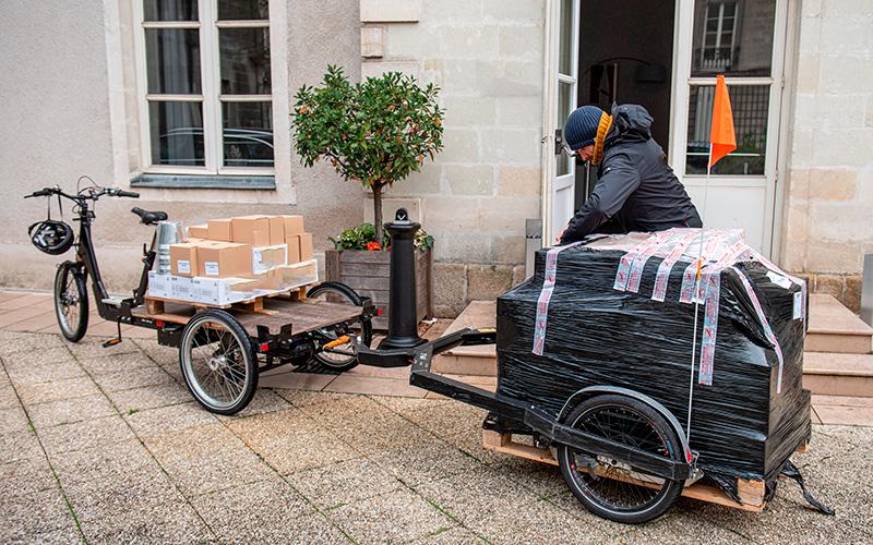 Saint-Nazaire : En Selle, un nouveau collectif pour entreprendre à vélo