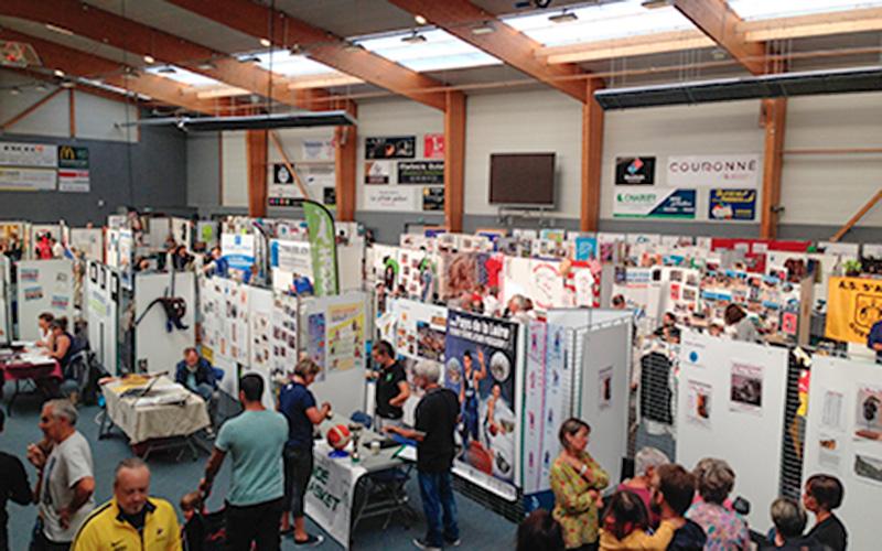 Guérande : forum des associations le samedi 4 septembre