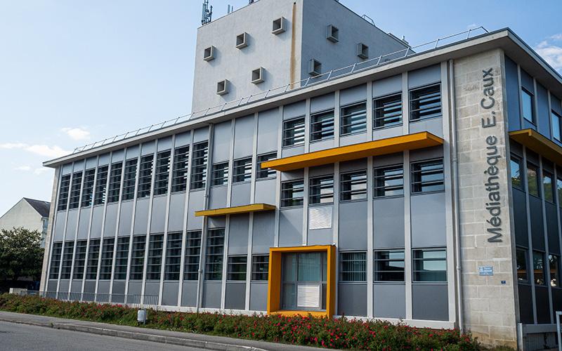 Saint-Nazaire : la médiathèque rouvre ses portes