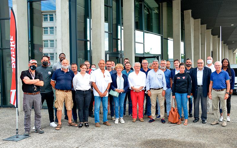 Saint-Nazaire : le sport de haut-niveau dans les starting blocks