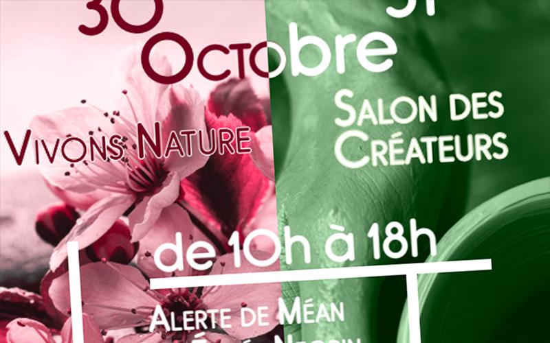 Saint-Nazaire : 1 week-end, 2 salons avec l'Alerte de Méan