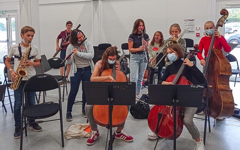 Saint-Nazaire : une rentrée fortissimo au Conservatoire de Musique
