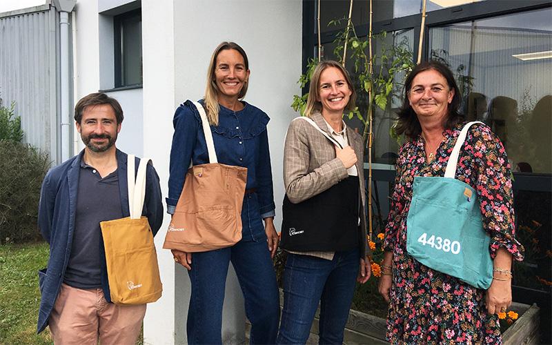 Pornichet défend la mode zéro déchet avec 2 entrepreneuses de Saint-Nazaire