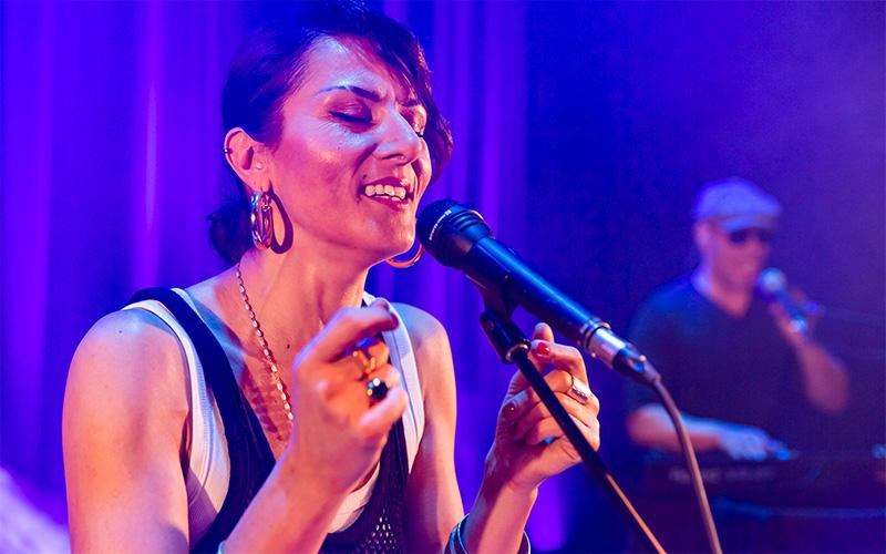 Saint-Nazaire : l'artiste Dajla rejoint le Conservatoire de Musique