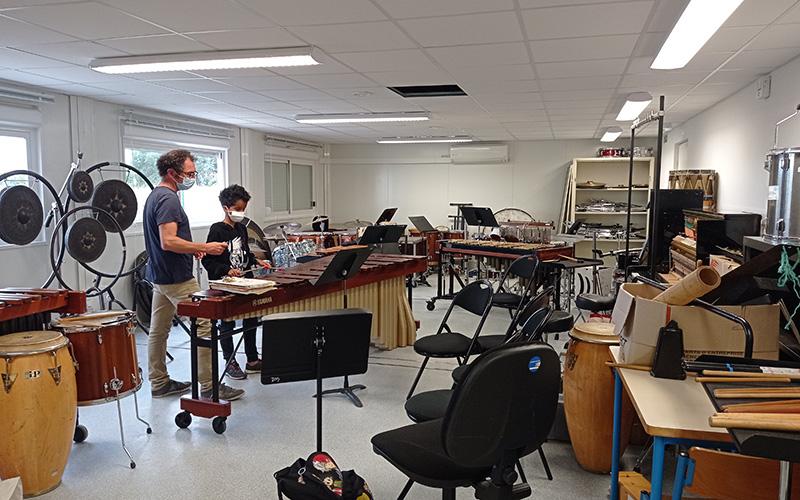 Saint-Nazaire : une journée portes ouvertes au Conservatoire de Musique