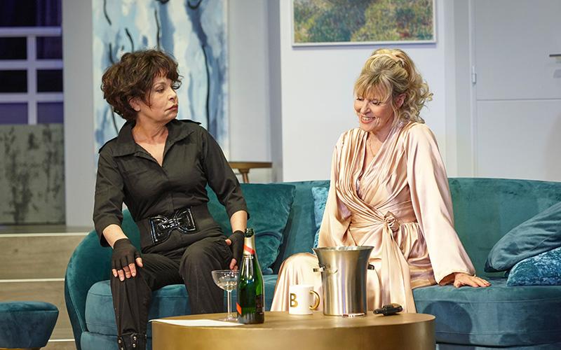 La Baule : lever de rideau des Théâtrales avec Isabelle Mergault