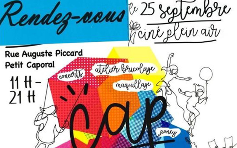 Saint-Nazaire : un ciné en plein air au Petit Caporal