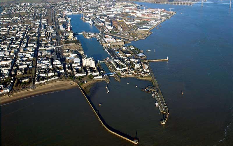 Port de Saint-Nazaire : la révolution électrique est en marche