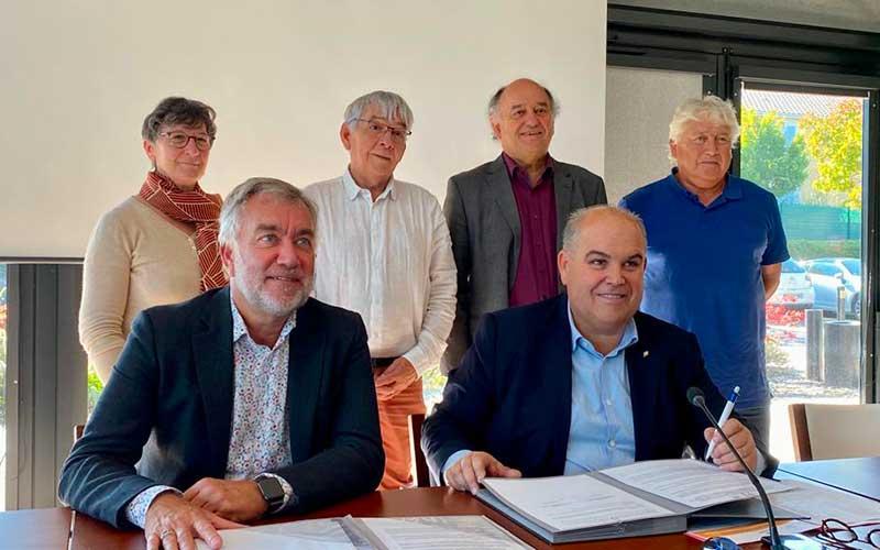 Les agglos de Saint-Brévin et Pornic signent une gestion commune de l'eau